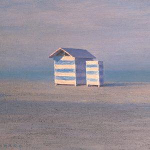 SO-10059 - Spiaggia con cabina - W.Lazzaro