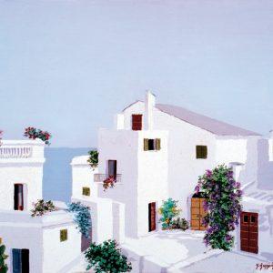 SO-70008 - Borgo mediterraneo - G. Zuppini