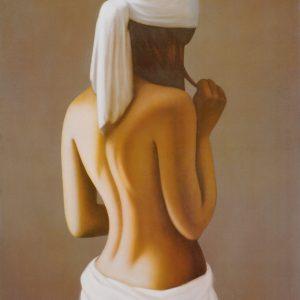 SO-70203 - Nudo con turbante - P. Baudon