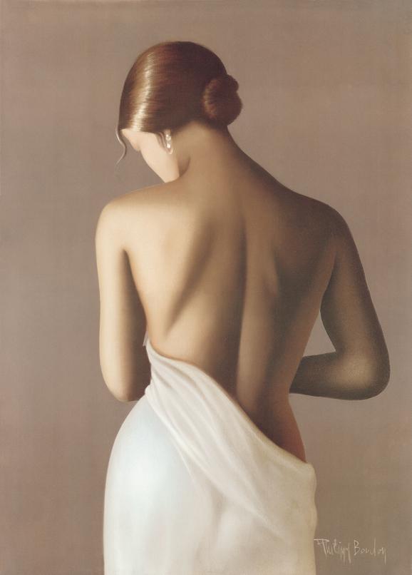 SO-70204 - Nudo di spalle - P. Baudon