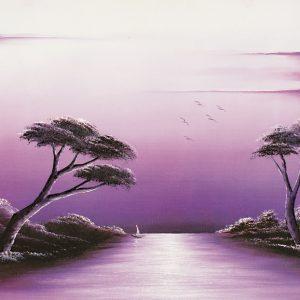 SO-70275 - Il fiume viola - G. Rossetti