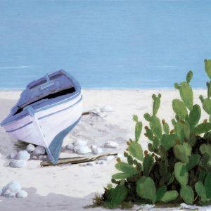 SO-70302 - Barca in secca - Salvo