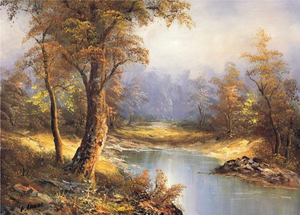 SO-70367 - Stagno nel bosco - P. Lande