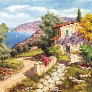 SO-70390 - Casa giardino sul mare I° - M. Lizzi