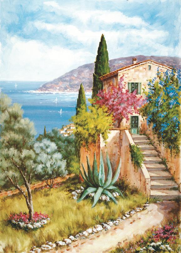 SO-70589 - Casa giardino sul mare III°- M. Lizzi