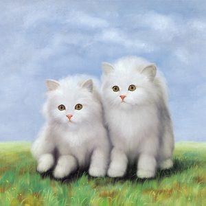 SO-70651 - Coppia di gattini - Lucette