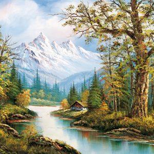 SO-70769 - Piccolo fiume - P. Lande