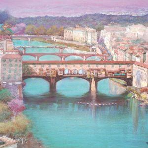 SO-70850 - Firenze, il Ponte Vecchio - F. Neri
