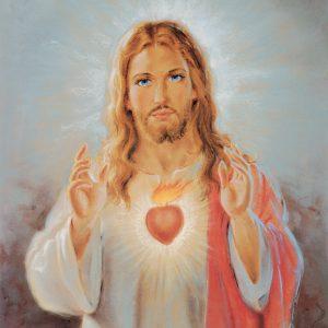 SO-71033 - Il Sacro Cuore di Gesù - C. Parisi