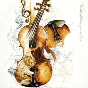 SO-71091 - Violino - E. Espin