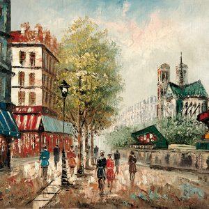 SO-71228 - Les quais de Paris - R. Renard