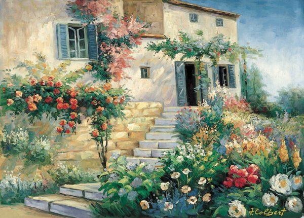 SO-71319 - Casa giardino - F. Colbert
