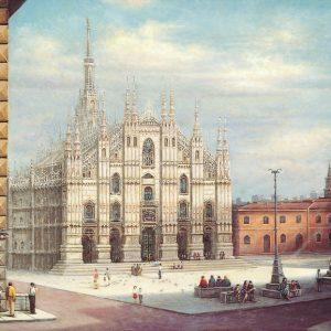 SO-71503 - Milano, il Duomo - A. Seresini