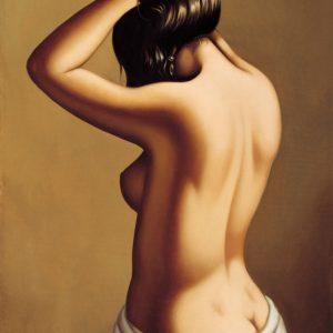SO-71672 - Nudo di spalle - P. Baudon
