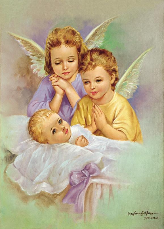 SO-71775 -  Gli Angeli Custodi - B. Pilarez