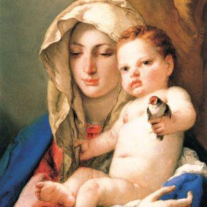 SO-71860 - Madonna del Cardellino - G. Tiepolo