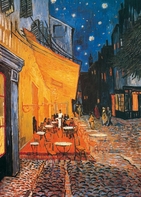 SO-72066 - Esterno del Caffè di Notte - V. Van Gogh