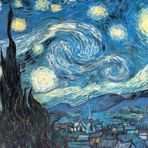 SO-72099 - Notte stellata - V. Van Gogh