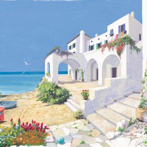 SO-73159 - Architetture mediterranee - B. Cerutti Felugo