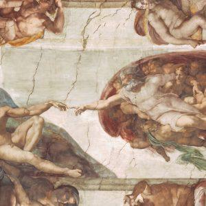 SO-73172 - La Creazione di Adamo - Michelangelo