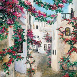 SO-73299 - Borgo in fiore - Crystal
