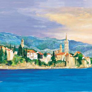 SO-73308 - Rovigno d'Istria  - B. Cerutti Felugo
