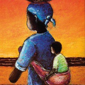 SO-73422 - Madre e figlio - Ksuki