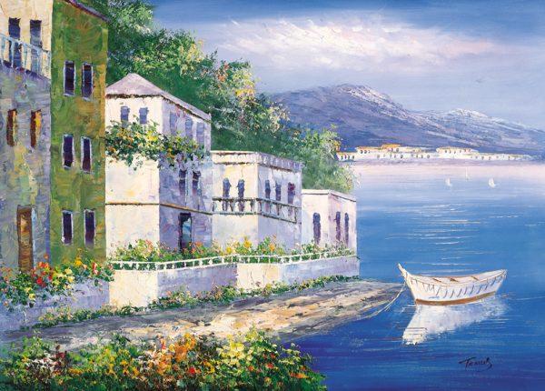 SO-73439 - La barca bianca - Tenires
