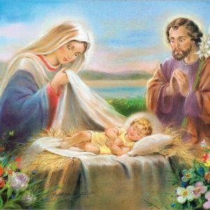 SO-73450 - La Sacra Famiglia - C. Parisi