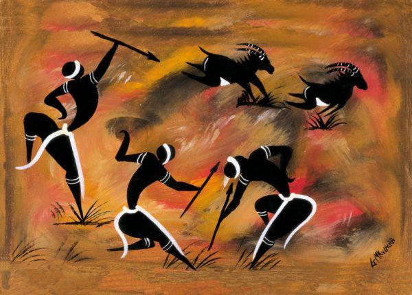 SO-73455 - Danza Rituale II° - G. Mkwaira