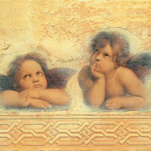 "SO-73528 - ""Amore e Psiche"" da W. Bouguereau - C. Furlan"