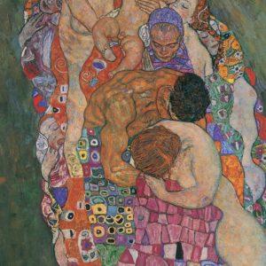 SO-73536 - La Vita e la Morte, particolare - G. Klimt