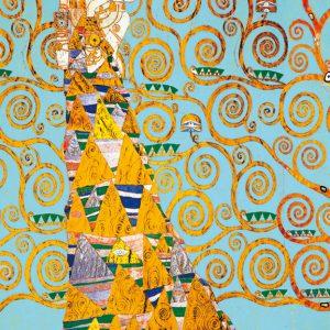 SO-73537 - L'albero della vita, particolare - G. Klimt