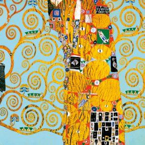 SO-73538 - L'abbraccio, particolare da L'albero della vita - G. Klimt