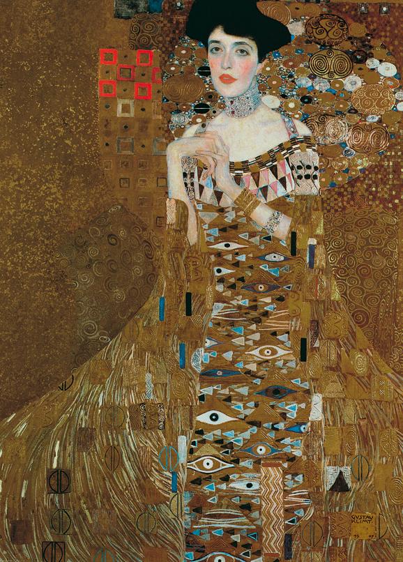 SO-73545 - Ritratto di Adele Bloch Bauer - G. Klimt