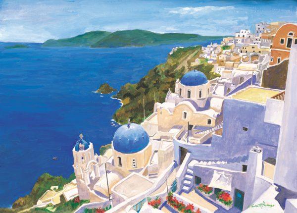 SO-73737 - Isola greca nell'Egeo - B. Cerutti Felugo