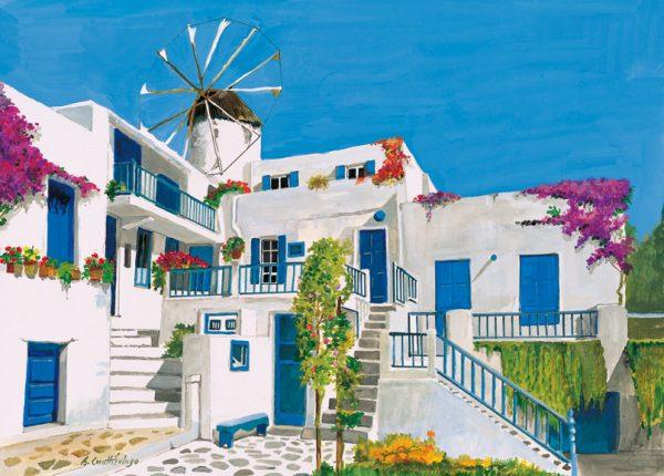 SO-73801 - Isola nell'Egeo - B. Cerutti Felugo