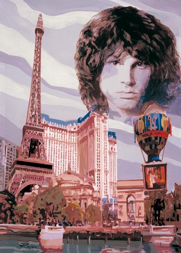 SO-73821 Jim Morrison - Rajco
