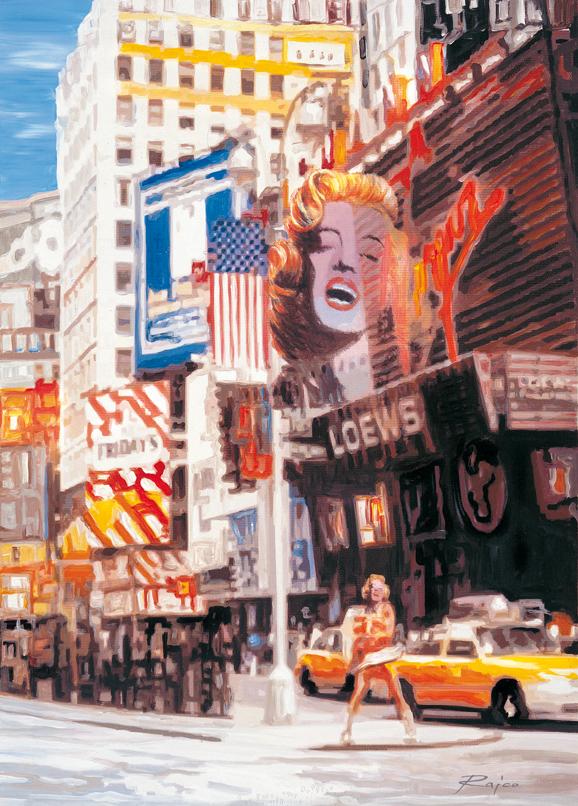 SO-73823 Marilyn in New York - Rajco
