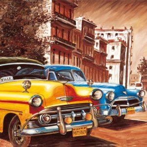 SO-73841 - Cuba, vecchie vetture anni '50 - A. Samper