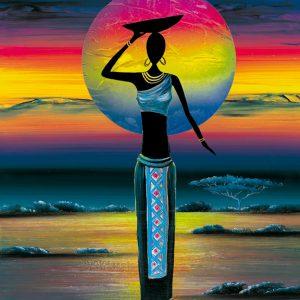 SO-73909 - Donna in blu - Rajco