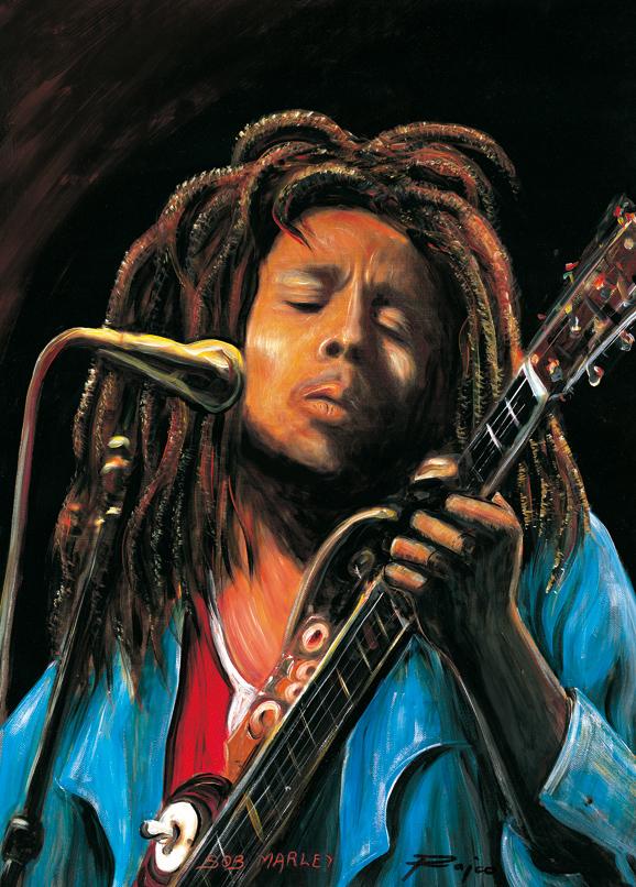 SO-73930 Bob Marley - Rajco