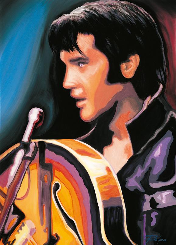 SO-73970 Elvis Presley - Rajco