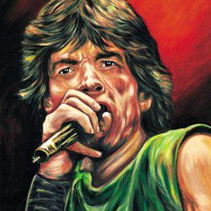 SO-73981 Mick Jagger - Rajco