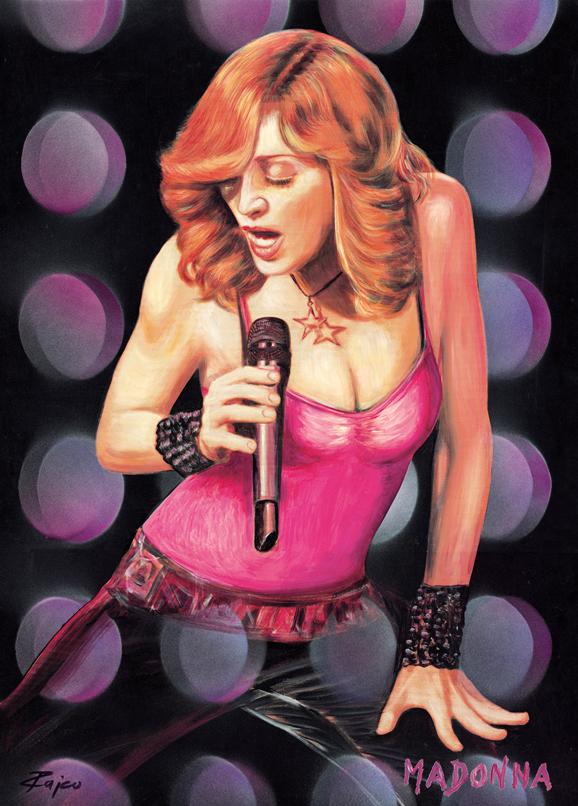 SO-73983 Madonna - Rajco