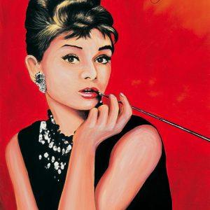 SO-74012 Audrey Hepburn - Rajco