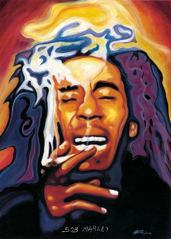 SO-74081 Bob Marley - Rajco