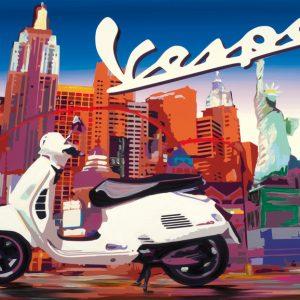 SO-74163 - Vespa forever - Rajco