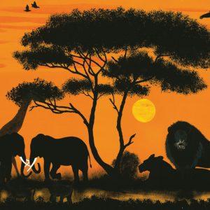 SO-74183 - Fauna tropicale - Timo