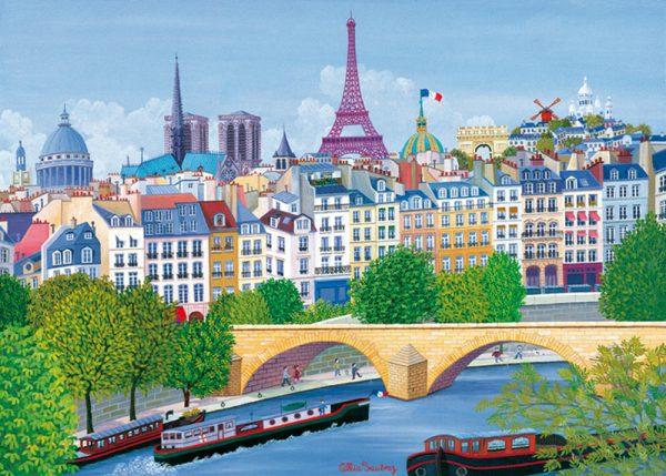 SO-74201 - Parigi - C. Saubry